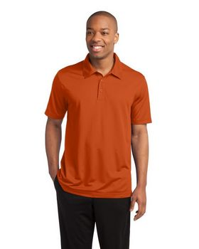 Sport-Tek ST690 Active Textured Polo - Shop at ApparelnBags.com