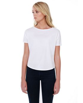 Startee ST1063 Ladies 100% Cotton New Dolman T-Shirt
