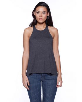 Startee ST1484 Ladies CVC Flared Tank Top