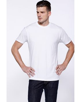 Startee ST2110 Mens Cotton Crew Neck T-Shirt