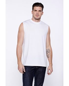 Startee ST2150 Mens Cotton Muscle T-Shirt