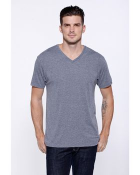 Startee ST2512 Mens Triblend V-Neck T-Shirt