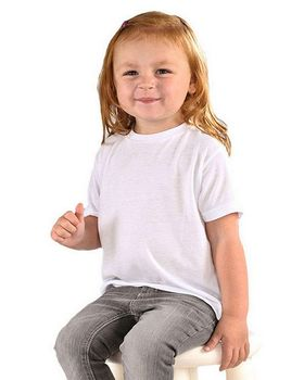 SubliVie 1310 Toddler Polyester T-Shirt - Shop at ApparelnBags.com