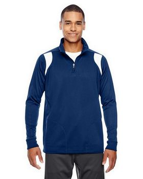 Team 365 TT32 Men's Elite Performance Quarter Zip Pullover