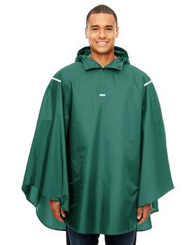 Team 365 TT71 Adult Stadium Packable Poncho
