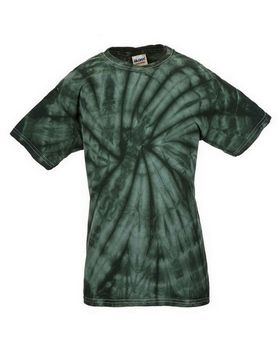 Tie-Dye HS1000B Youth Spider Cotton Tee
