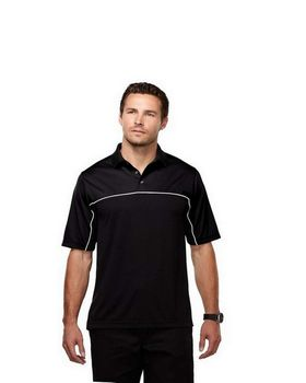 Tri-Mountain Racewear K908 Mens Color Blocking Polo Shirt