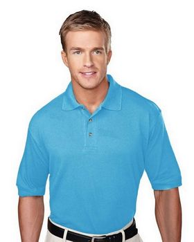 Tri-Mountain 105 Profile Pique Golf Shirt