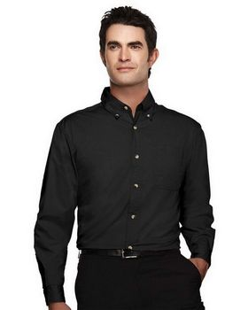 Tri-Mountain 720 Ambassador Easy Care Long Sleeve Twill Shirt