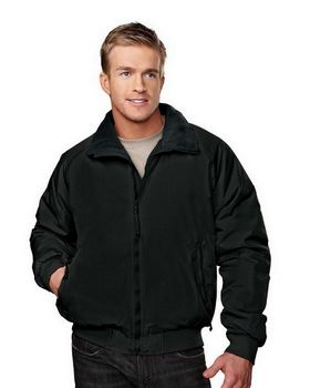 Tri-Mountain 8800 Mountaineer Nylon 3 Season Jacket with Fleece Lining