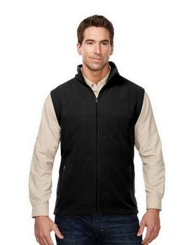 Tri-Mountain F8358 Men's Polar Fleece Vest W/ Slash Zipper Pockets