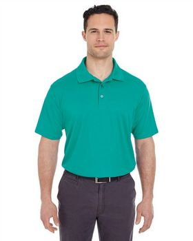 Ultraclub 8210 Men's Cool & Dry Mesh Piqué Polo
