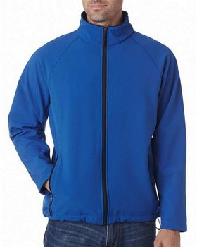 Ultraclub 8265 Mens Soft Shell Jacket