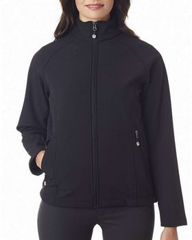 Ultraclub 8265L Ladies Soft Shell Jacket