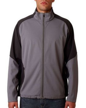 Ultraclub 8275 Kiss Bonded Soft Shell Jacket