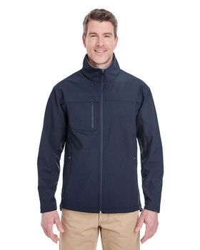 Ultraclub 8280 UC Soft shell Jacket Rip Stop