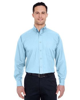 Ultraclub 8355 Men's Easy-Care Broadcloth