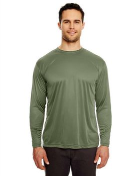 Ultraclub 8422 Cool & Dry Long Sleeve Tee