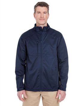 Ultraclub 8477 Softshell Solid Jacket
