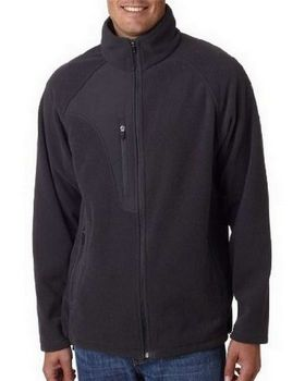 Ultraclub 8495 UC Full Zip Fleece Jkt