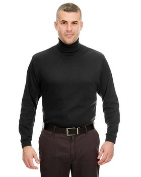 Ultraclub 8516 Interlock Turtle Neck