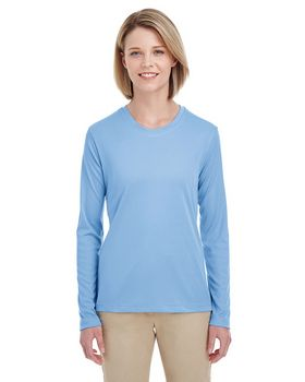 Ultraclub 8622W Ladies Cool & Dry Performance Long-Sleeve Top
