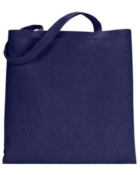 Ultraclub 8860 Canvas Tote without Gusset