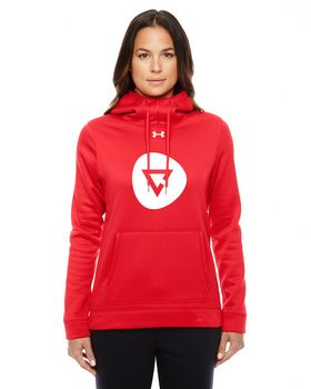 Under Armour 1258826 Women Storm Armour Fleece Hoodie