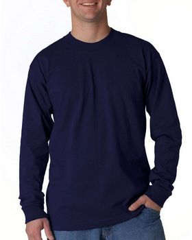 Union Made 2955 Long-Sleeve Tee - Shop at ApparelnBags.com