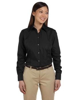 Van Heusen V0114 Ladies' Silk Poplin