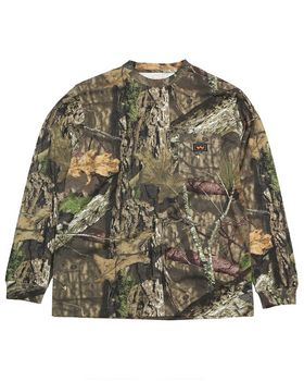 Walls Outdoor 56412 Youth Hunting Long-Sleeve Pocket T-Shirt