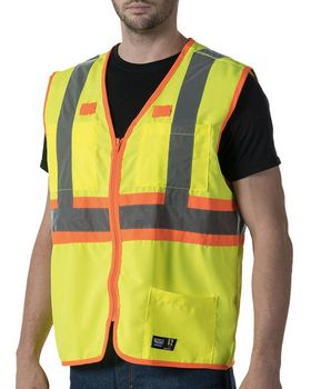 Walls Outdoor W38230 Mens ANSI II Premium Safety Vest