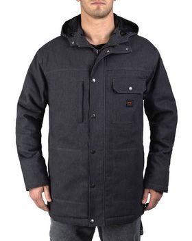 Walls Outdoor YJ336 Mens Workwear Hooded Parka with Kevlar