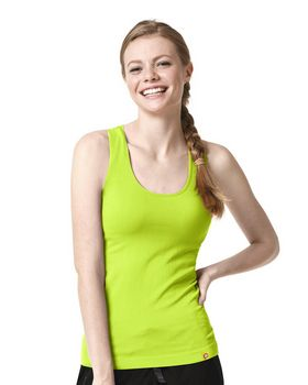 Wonderwink 1209 Women's Racerback Seamless Rib Tank Top