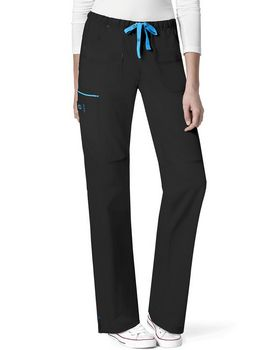 Wonderwink 5508T Women's Tall Joy-Denim Style Straight Pant