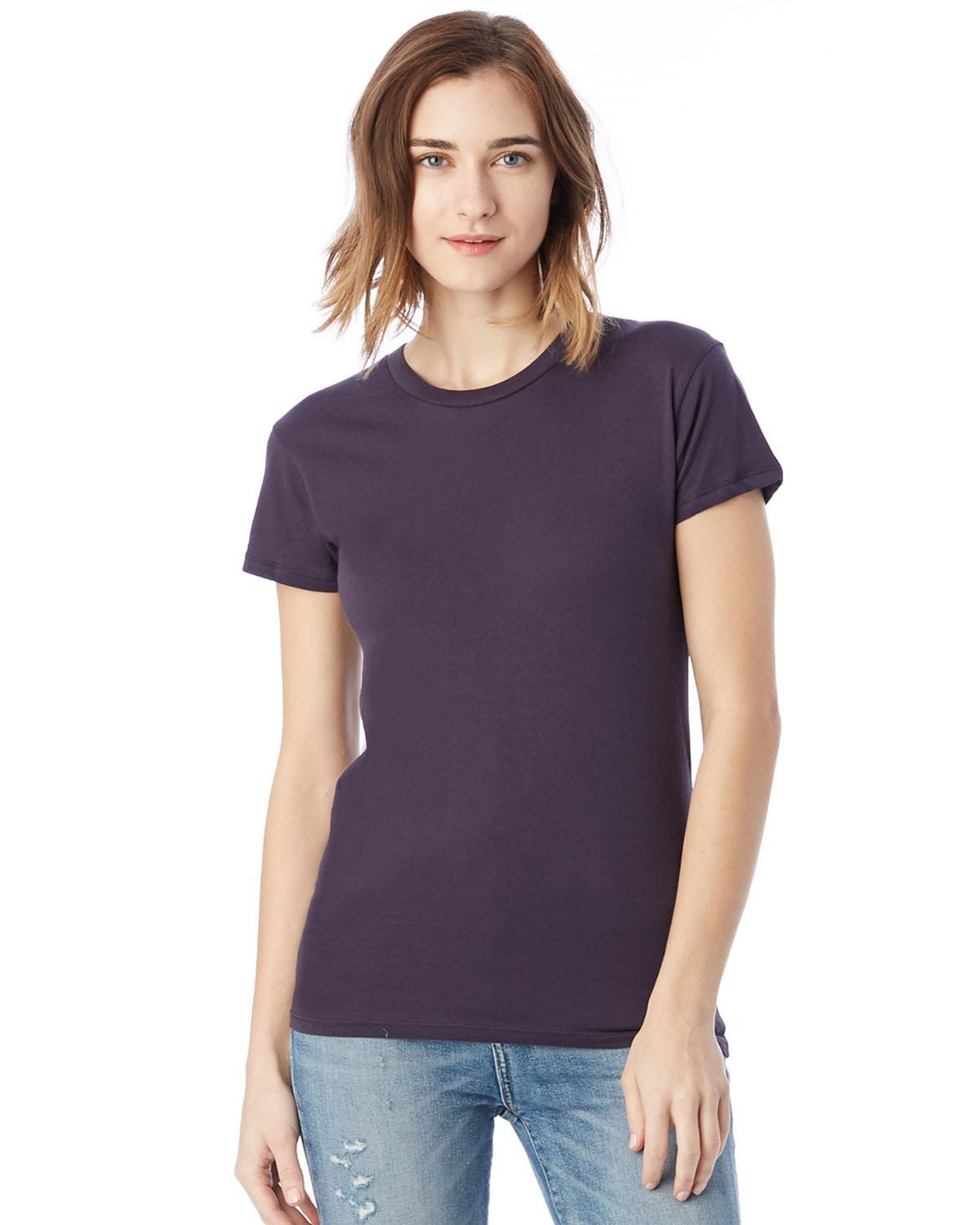 99e745656 Buy Alternative AA1072 Ladies Tear-Away Basic Crew