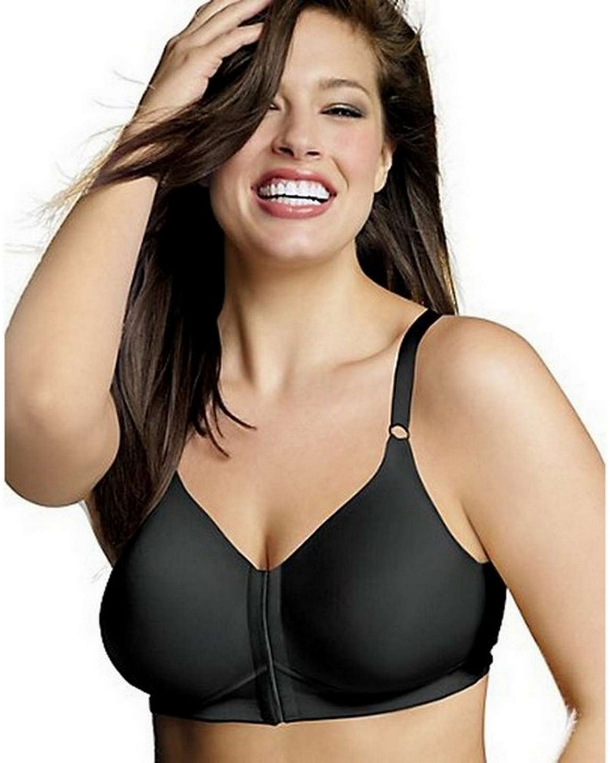 f880c0e69e19f Buy Playtex 4930 18 Hour Sensationally Sleek Front Close Wirefree Bra