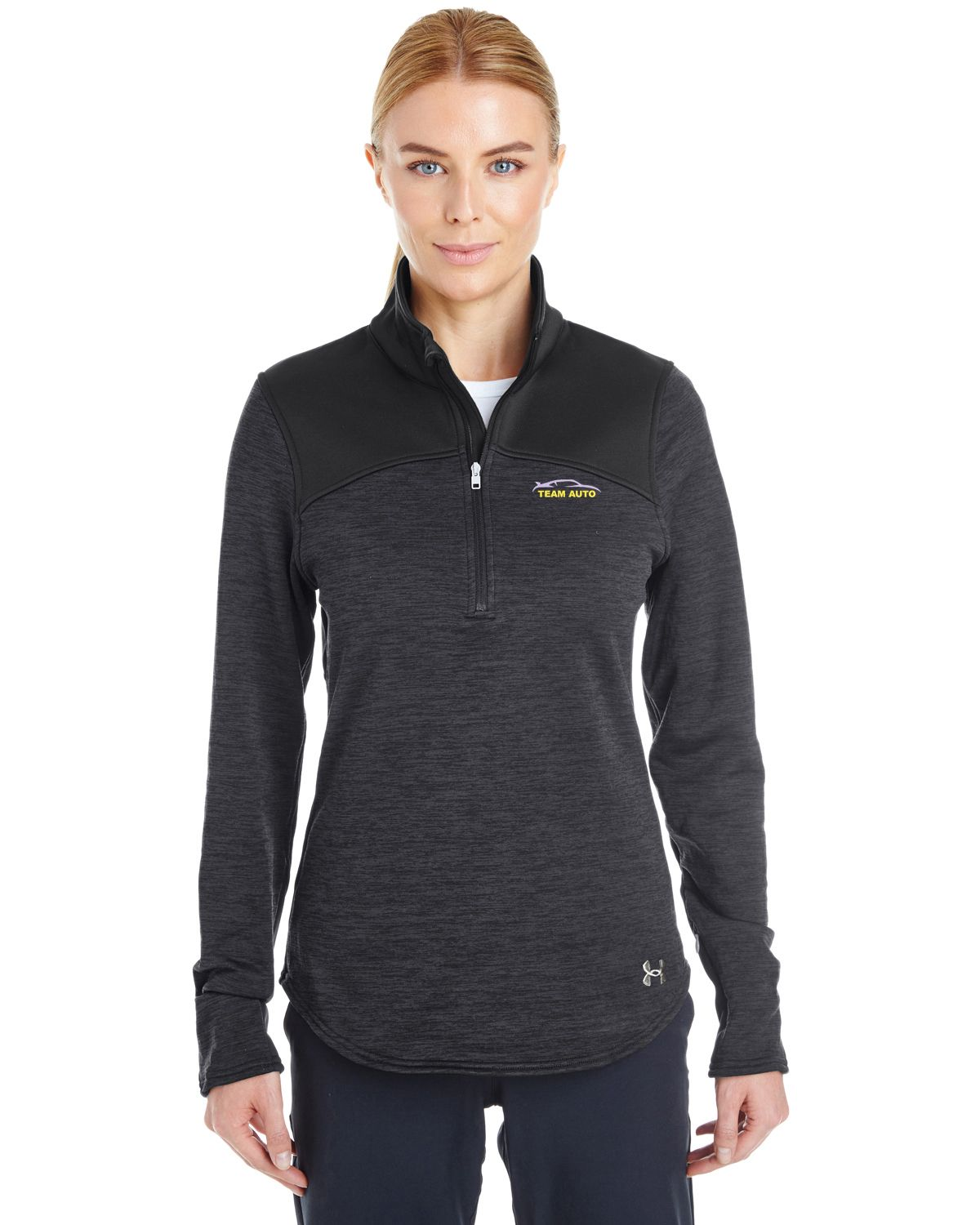 Under Armour 1259525 Women Expanse 14 Zip Free Shipping Available