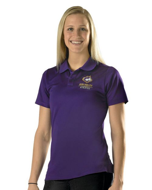 Alleson Athletic GPL5Y Youth Gameday Polo