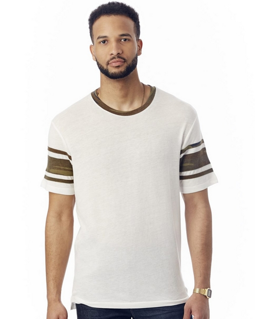 Alternative 2818 Touchdown Eco-Jersey T-Shirt