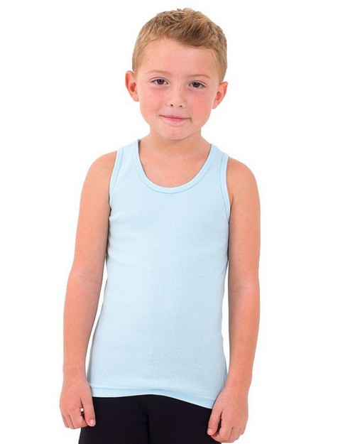 American Apparel 3108 Drop Ship Toddler Rib Tank