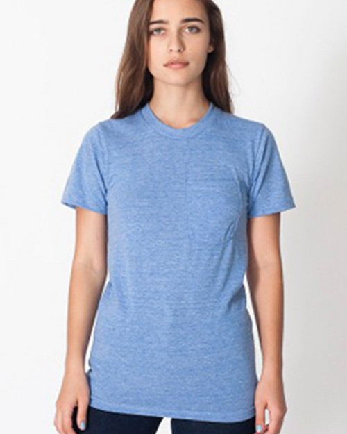 American Apparel S227AM Unisex Tri-Blend Tee