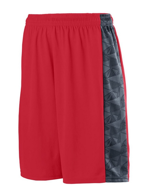 Augusta Sportswear 1725 Youth Fast Break Game Shorts