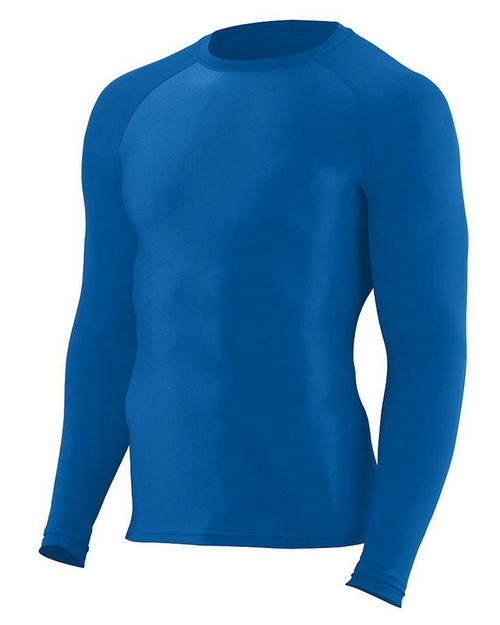 Augusta Sportswear 2605 Youth Hyperform Compression Long Sleeve Shirt