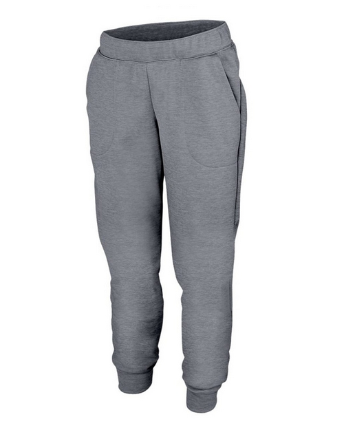 Augusta Sportswear 5564 Womens Tonal Heather Fleece Jogger