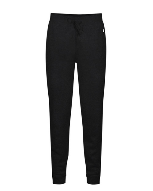 Badger 1216 Womens Athletic Fleece Jogger Pants
