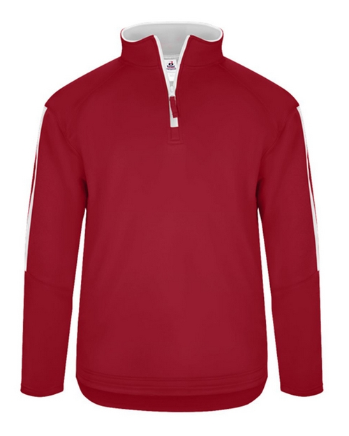 Badger 1489 Sideline Fleece Quarter-Zip