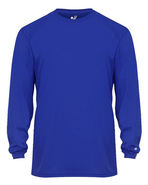 Badger 2004 Ultimate SoftLock Youth Long Sleeve Tee