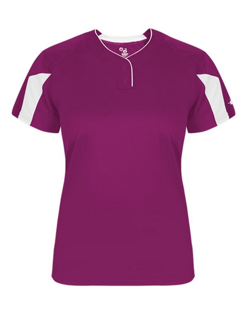 Badger 2676 Girls Striker Placket