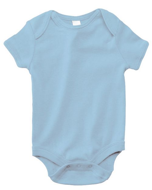 Bella + Canvas B100 Infant's Baby Rib One-Piece
